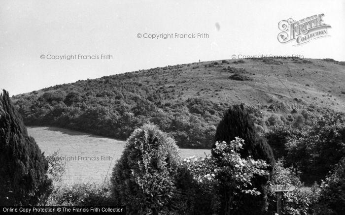 Photo of Poynings, Devil's Dyke c.1955