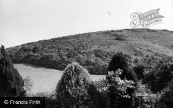 Poynings, Devil's Dyke c.1955