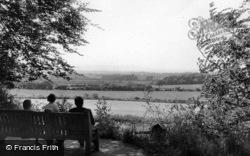 Poynings, General View c.1955