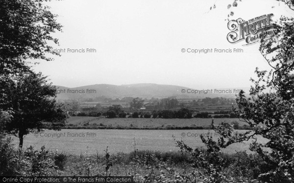 Photo of Poynings, General View c.1955