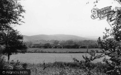 Poynings, General View c.1955