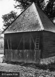Poynings, Old Well, Saddlescombe c.1955