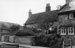 Poynings, The Village c.1955