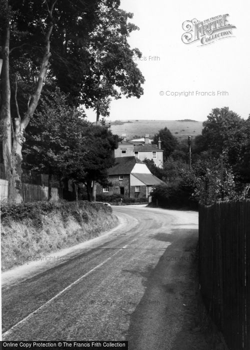 Photo of Poynings, The Village c.1960