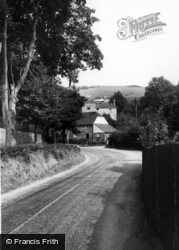 Poynings, The Village c.1960