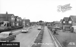 Ivy Road c.1965, Poynton
