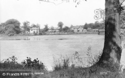 Poynton, The Pool c.1955
