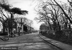 Elletson Terrace c.1955, Preesall