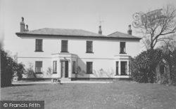 Park Lane Private Hotel c.1955, Preesall