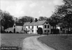 Parrox Hall c.1955, Preesall