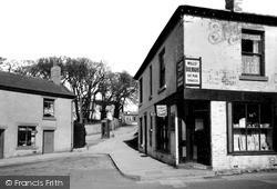 The Post Office c.1955, Preesall