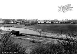 The View From Preesall Hill c.1955, Preesall