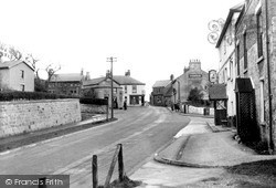 The Village c.1955, Preesall