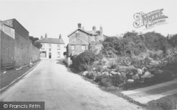 The Village c.1965, Preesall