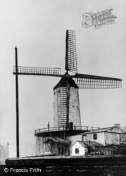Acres Mill c.1905, Prescot