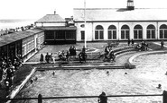 Prestatyn, Swimming Baths c1930