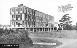 Prestbury, Art School c.1965