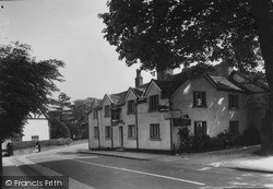 Prestbury, Bridge House c.1935