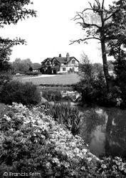 Prestbury, Heeley Hall c.1950