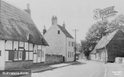 Mill Street c.1955, Prestbury