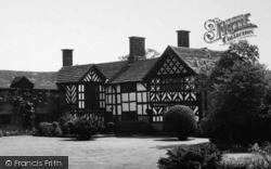 Prestbury, Normans Hall c.1950
