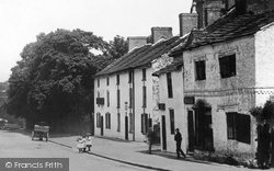 Prestbury, Old Houses, High Street 1896