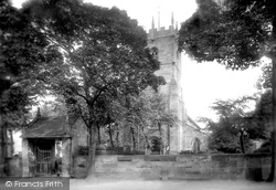 Prestbury, St Peter's Church 1898