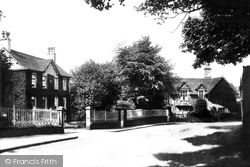 Prestbury, The Manor House 1903