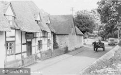 Prestbury, The Plough Inn c.1955