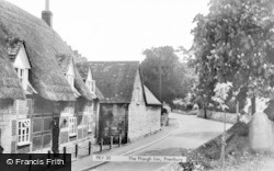 The Plough Inn c.1960, Prestbury