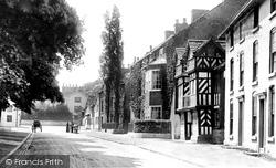 Prestbury, The Village 1896
