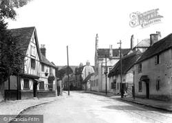 Prestbury, The Village 1901