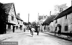 Prestbury, The Village 1907