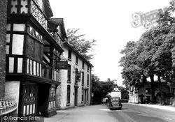 Prestbury, The Village c.1950