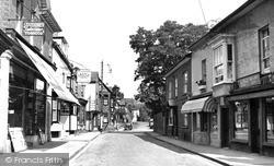 Presteigne, High Street c.1955