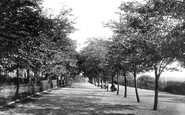 Preston, Avenham Colonnade 1893