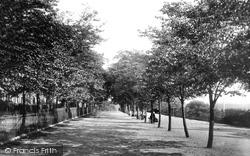 Avenham Colonnade 1893, Preston