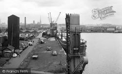 Dock, North Side c.1960, Preston