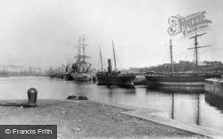 Docks 1893, Preston
