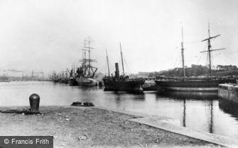 Preston, Docks 1893
