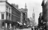 Preston, Fishergate 1898