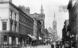 Fishergate 1898, Preston