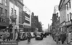 Fishergate 1952, Preston