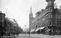 Fishergate And Miller Arcade 1903, Preston