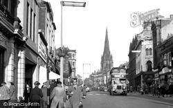 Fishergate c.1955, Preston