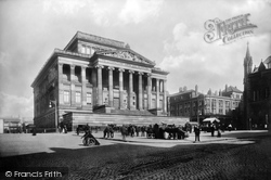 Harris Museum, Library And Art Gallery 1903, Preston