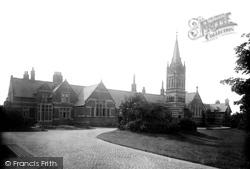 Harris Orphanage 1893, Preston