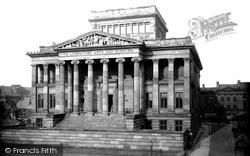Harris Public Library And Museum 1893, Preston