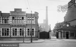Horrockses, Crewdson & Co Ltd, Stanley Street 1913, Preston