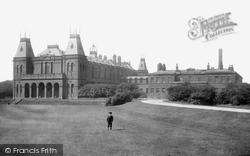 Infirmary 1894, Preston